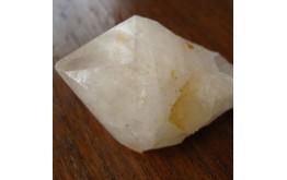 Pointe Cristal de roche brute (grande)