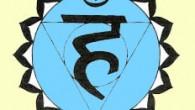 5ème Chakra: Vishuddha (Pleine lune aux 16 pétales) «Je Communique»  Le Chakra de la Gorge implique une rotation positive chez l'homme, négative chez la femme. Il est relié au...